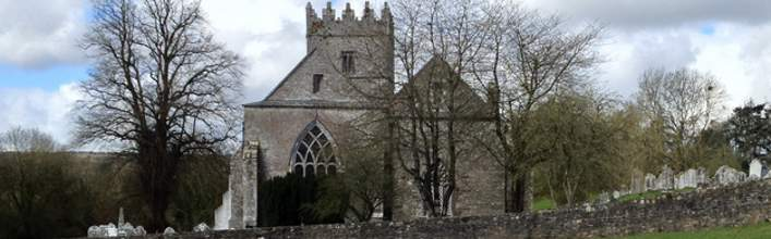 Old Leighlin Cathedral, Carlow