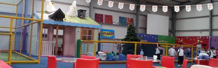 Runamuck Childrens Indoor Play Centre