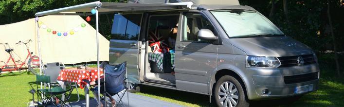 Ballynacourty Caravan & Camping Park